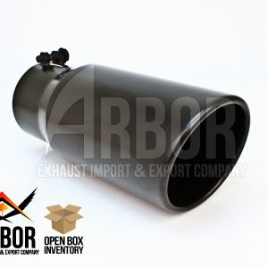 Blue Flame Dual Exhaust Tip (2 25